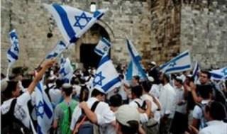 kerumunan warga Israel ketika akan melakukan ritual