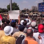 Dihadang Militer di Shalah Salem
