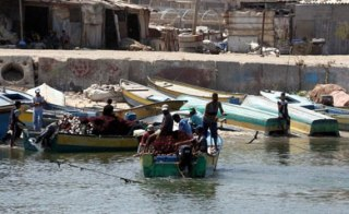 Nelayan Rafah (ilustrasi)
