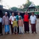 Koordinasi dgn MItra di lokasi Pengungsi (1)