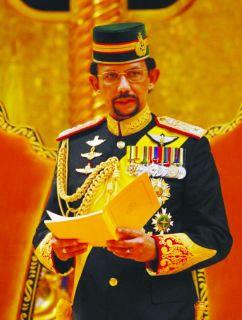 Sultan Hasanal Bolkiah - (Foto: carabin.com)