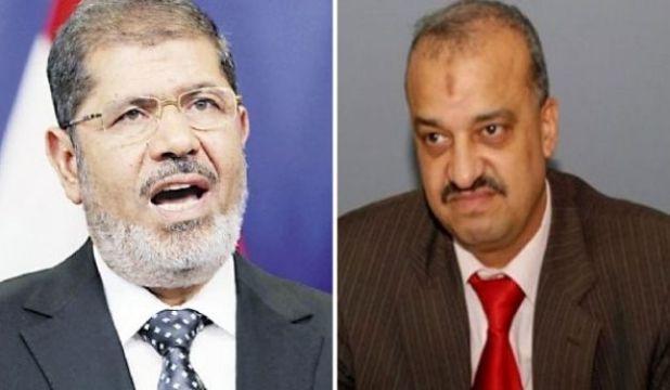 Presiden Mursi dan Muhammad Beltagi (masralarabia)