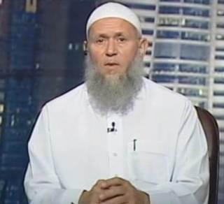 Syeikh Fauzi Sa'id (inet)