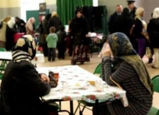 Muslim Irlandia Mempromosikan Islam pada acara pagelaran teater. (Foto: erfan.ir)