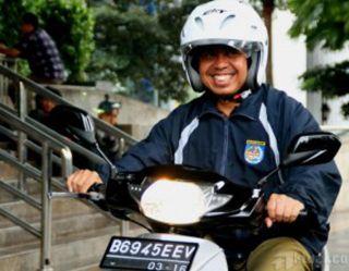 Walikota Depok, Nur Mahmudi Ismail (inet)