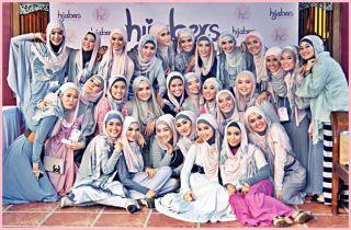 Hijabers Community (Foto: jenahara.com)