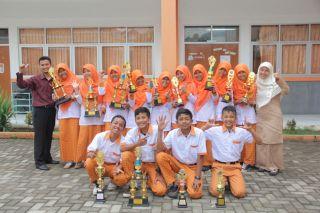 Salah Satu Sekolah Juara di Bandung, Jawa Barat. (Foto: RZ)