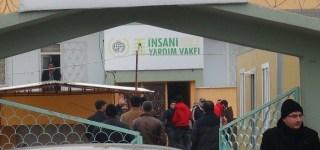 Kantor IHH di Kilis yang baru digeledah (timeturk)
