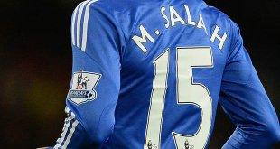 Mohamed Salah, Gelandang Chelsea asal Mesir - Foto: dailystar.co.uk
