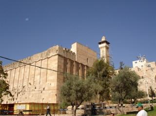Masjid Ibrahimi, Hebron, Palestina (foto: tawhidarabi.org)