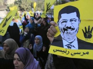Demonstrasi menolak kudeta militer terus terjadi sejak 3 Juli 2013 hingga saat ini (aljazeera.net)