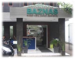 Kantor Pusat BAZNAS (foto: pusat.baznas.go.id)