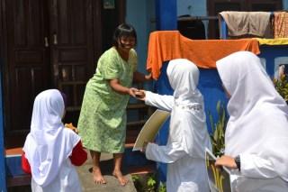 Kampanye langsung ke rumah-rumah warga di Kelurahan Cipete Utara, Gandaria Utara, dan Kramat Pela(PKS Kebayoran Baru)