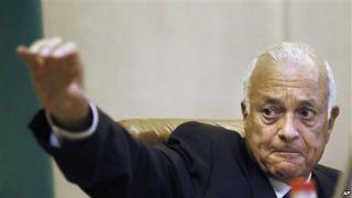 Ketua Liga Arab, Nabil Elaraby - Foto: voaindonesia.com