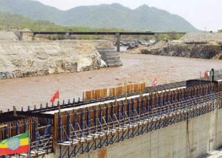 Pembangunan dam raksasa Renaissance di Ethiopia (islammemo)