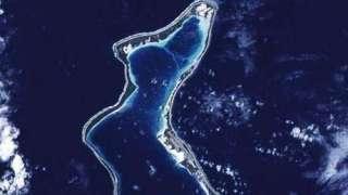 Pulau Diego Garcia - detik.com