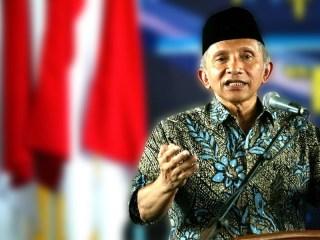 Ketua Majelis Pertimbangan Partai Amanat Nasional (PAN) Amien Rais - (Foto: kaskus.co.id)