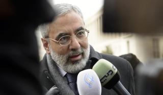 Menteri informasi Suriah Imran Zubi (aljazeera.net)