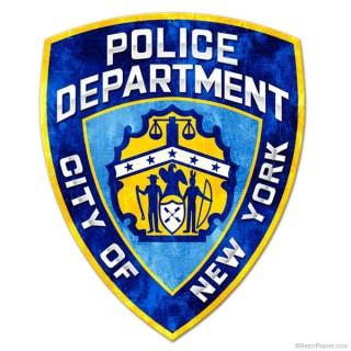 Logo New York Police Departement (NYPD) - (Foto: retroplanet.com)