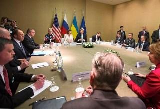 Pertemuan kuartet membahas krisis Ukraina di Jenewa (anadolu)