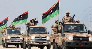 Angkatan bersenjata Libya (qna.org.qa)