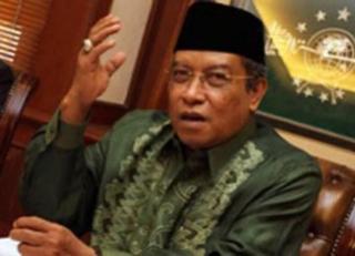 Ketua Umum PBNU, KH Said Aqil Siroj. (pcnu-bandung.com)