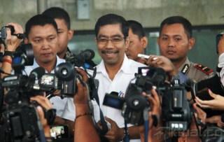 KPK telah menetapkan Walikota Palembang, Romi Herton sebagai Tersangka Kasus dugaan suap pengurusan sengketa pilkada di Mahkamah Konstitusi (MK).  (aktual.co)