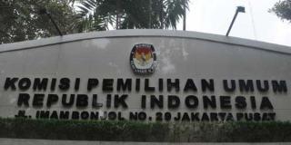 Gedung Komisi Pemilihan Umum (KPU) Pusat.  (jabarsatu.com)