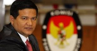 Ketua Komisi Pemilihan Umum (KPU) Husni Kamil Manik.  (terasjakarta.com)