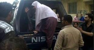 Penangkapan para muslimah anti kudeta di Mesir (islammemo.cc)