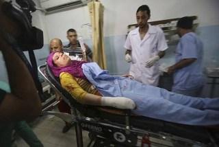 Warga sipil Palestina yang menjadi korban serangan militer Israel (paltimes.net)