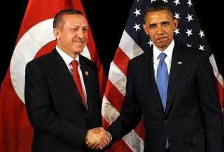 Barack Obama dan Recep Tayyip Erdogan (Anadolu)