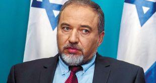 Menlu Israel Avidgor Lieberman.  (beritapalestina.com)