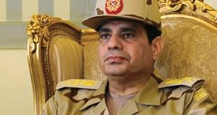 Pimpinan kudet militer Mesir, Abdul Fatah As-Sisi (echoroukonline.com)