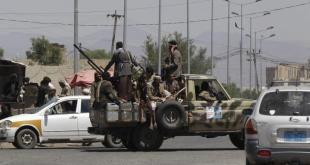 Pasukan Jamaah Al-Hautsi di Yaman (aljazeera.net)