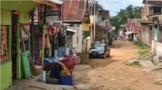 Lokalisasi Sigadung, Jambi. (inet)