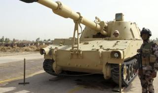 Tentara militer Irak (aljazeera.net)