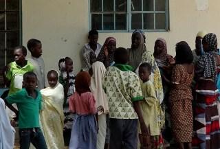 Pengungsi Nigeria (Anadolu)