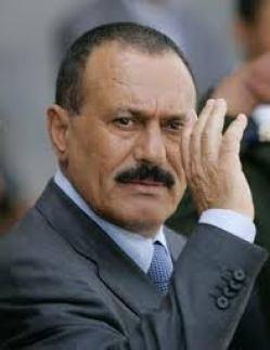Mantan Presiden Yaman, Ali Abdullah Saleh (yemensaeed.com)