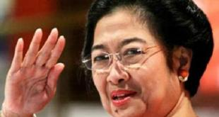 Ketua Umum PDIP, Megawati Soekarnoputri.  (tribunnews.com)