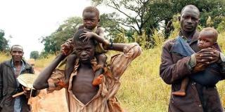 Warga sipil Afrika Tengah. (Amnesty)