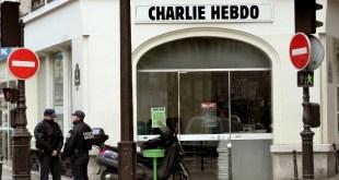 Kantor Charlie Hebdo Prancis. (cnn.com)