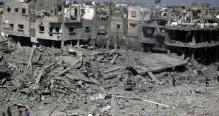 Kondisi buruk di Jalur Gaza. (felesteen.ps)