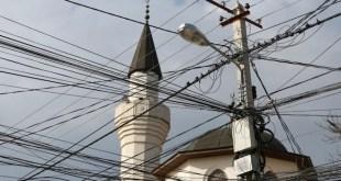 Sebuah masjid di Rusia. (alukah)