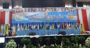Kongres KNPI XIV di Jayapura. (Riyan/KAMMI)