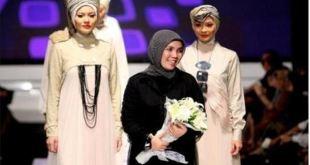 Irna Mutiara, perancang busana muslim kenamaan Indonesia.  (tribunnews.com)