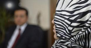 ilustrasi wanita muslimah berhijab (aa.com.tr)