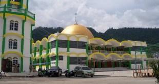 Masjid Agung An-Nur, Sulteng (http://bumi-nusantara.blogspot.com)