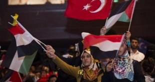 Peringatan 2 tahun tragedi Rabaah di Istanbul (aa.com.tr)