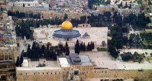 Komplek Masjid Suci Al-Aqsha. (kispa.org)